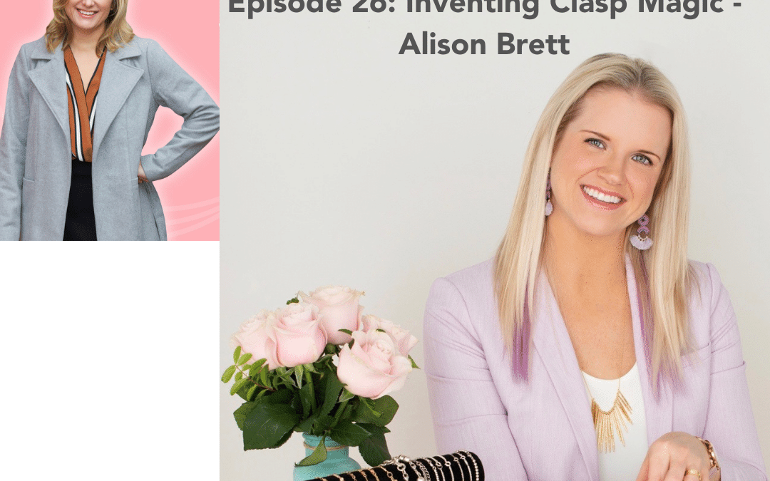 26: Inventing Clasp Magic – Alison Brett