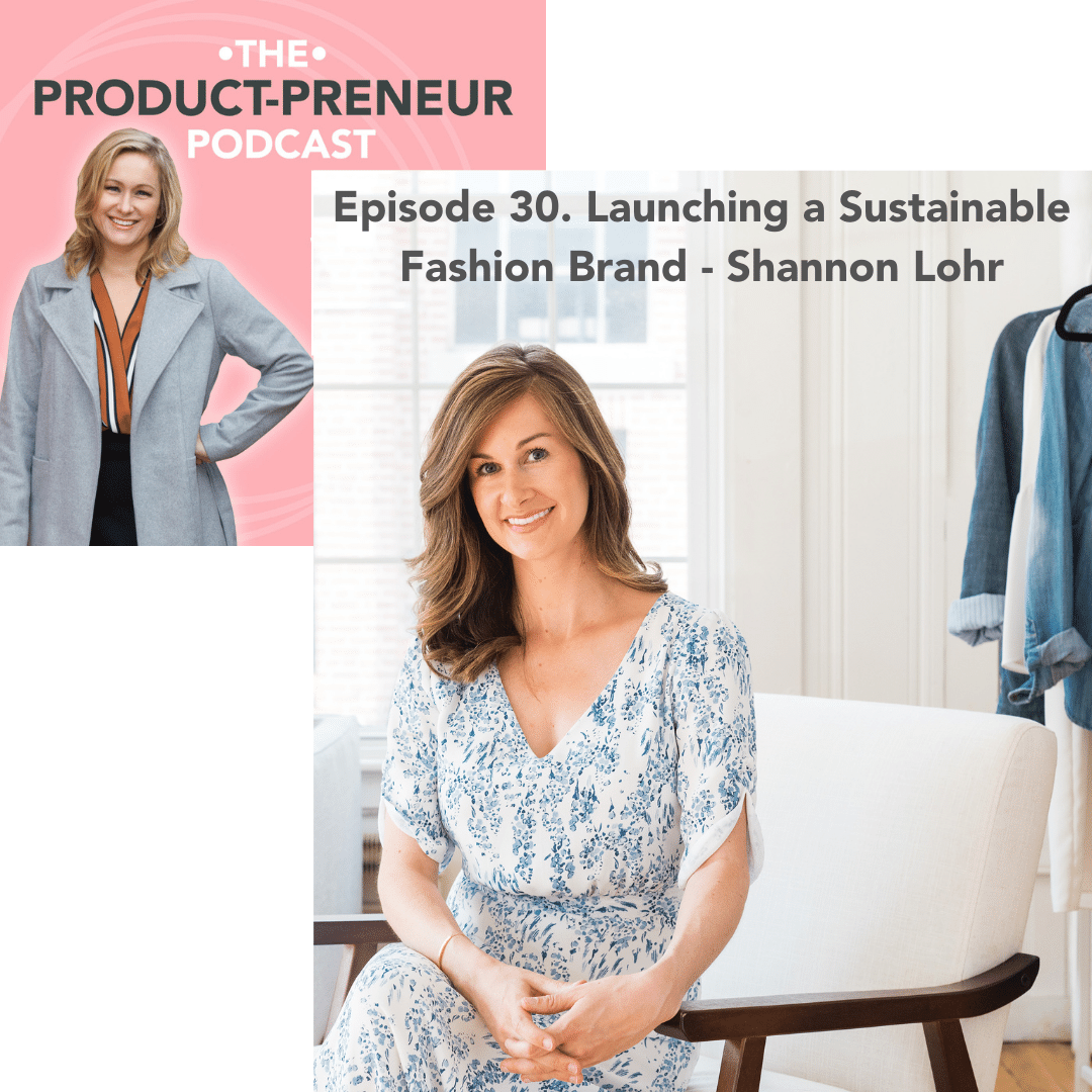 Sustainable Fashion Episode with Shannon Lohr