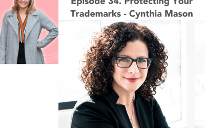 34. Protecting Your Trademarks – Cynthia Mason