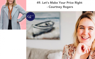 49. Let's Make Your Price Right  – Courtney Rogers
